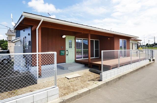 霧島市国分下井にてFREEQHOMESの平屋「COVACO」の完成見学会