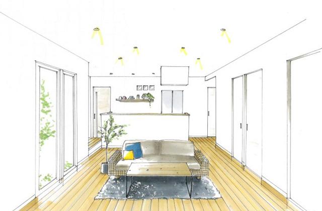 トータルハウジング 霧島市国分中央にて「家族の気配を感じる笑顔溢れる平屋の家」の新築発表会