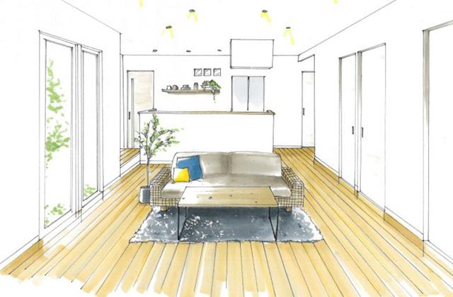 トータルハウジング 鹿屋市川西町にて「家族が趣味を楽しむ平屋の家」の新築発表会