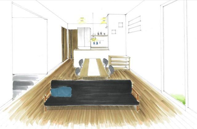 トータルハウジング 薩摩川内市永利町にて「収納が充実した無駄のない平屋の家」の新築発表会