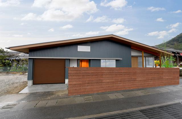 ベルハウジング 霧島市隼人町にて「平屋のガレージハウス」の完成見学会