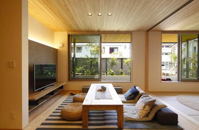 ヤマサハウス 肝付町にて「自然素材をふんだんに使ったロフトのある平屋」の完成見学会