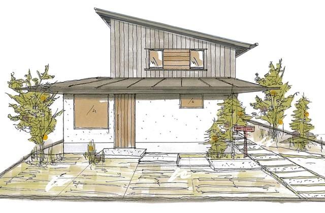 ベルハウジング 南九州市川辺町にて「子供と共に成長する家」の完成見学会