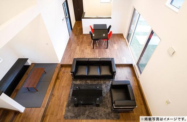 トータルハウジング 枕崎市明和町にて「大空間ピットインリビングの大屋根の家」の新築発表会