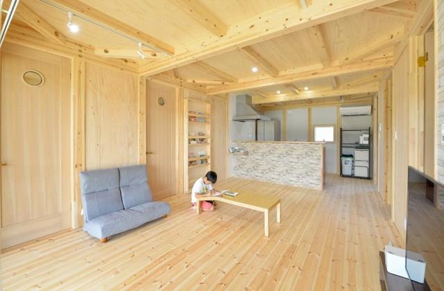 田頭建設 出水市にてFREEQ HOMESの平屋プラン「COVACO」の見学会