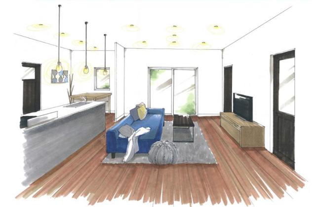 トータルハウジング 薩摩川内市五代町にて「大空間リビングのある平屋」の新築発表会