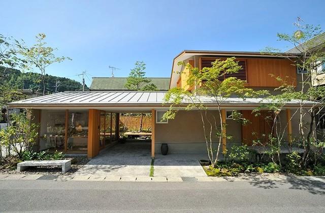 ベガハウス 鹿児島市中山にて「築10年 ビルトインガレージのある家」のライフスタイル見学会