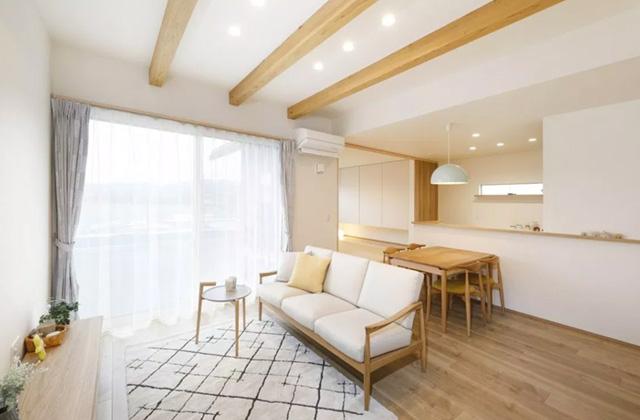 ヤマサハウス 姶良市平松にて「大容量の土間・小屋裏収納のある2階建ての家」の完成見学会