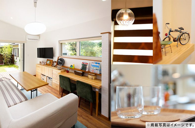 トータルハウジング 姶良市東餅田にて「家族が自然と集まる居心地の良い家」の新築発表会