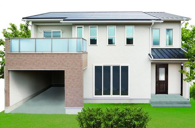 七呂建設 鹿児島市伊敷台にて2世帯住宅の完成見学会