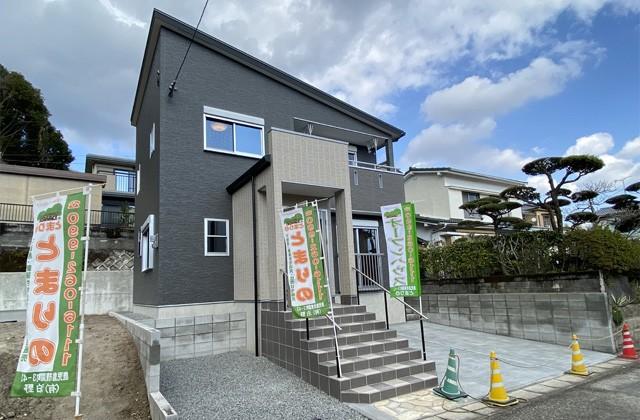 ユウダイホーム 鹿児島市坂之上・下伊敷にて2棟同時オープンハウスを開催【2/8,9,11】