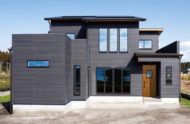 七呂建設 南九州市知覧にて「空間を有効活用した4層2階建て スキップフロアと蔵収納のある家」の完成見学会【2/9-11】