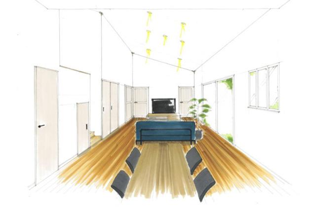 トータルハウジング 曽於市末吉町にて「空間の無駄をなくした住んでいて飽きのこない家」の新築発表会
