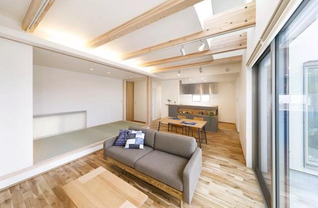 ヤマサハウス 薩摩川内市天辰町にて「広々吹抜けのある家」の完成見学会