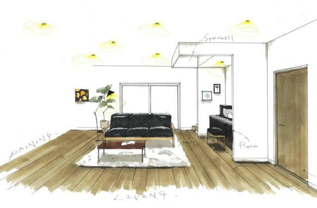 トータルハウジング 姶良市東餅田にて「家族のこだわりが詰まった重厚感のある家」の新築発表会