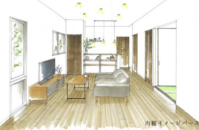 トータルハウジング 鹿児島市上福元町にて「手づくりのカウンターで家族団らんを愉しむ家」の新築発表会