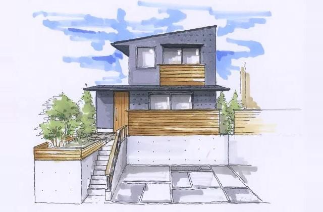 ベルハウジング 鹿児島市宇宿にて「片流れ屋根の家」完全予約制の完成見学会