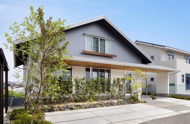薩摩川内市にて注文住宅「共働きのご家族のための暖かい平屋」の完成見学会