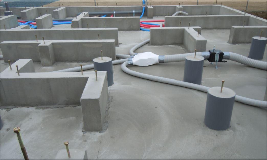 万代ホーム 鹿児島市内で万代ホームの最新技術『スーパー高耐震ベタ基礎』構造見学会開催