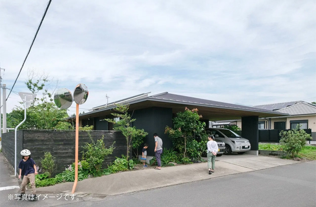 ベガハウス 鹿児島市吉野町にて「広々とした敷地に建つ『コの字』の平屋」の完成見学会【2/22-24】