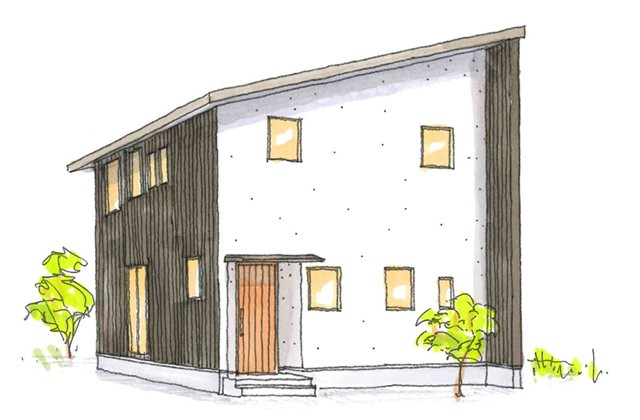 グッドホームかごしま 鹿児島市五ケ別府町にて「くつろぎの土間がある家」の完成見学会