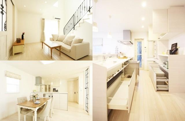 国分ハウジング 鹿児島市川上町にてモデルハウス「吹き抜けで明るく開放的な北欧スタイルの家」のオープンハウス