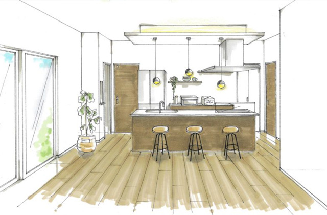 トータルハウジング 鹿児島市石谷町にて「素材の美しさが映えるフォトジェニックな家」の新築発表会