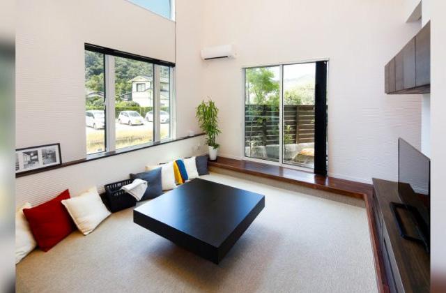 トータルハウジング 鹿児島市吉野町にて「ピットインリビングがある、居心地の良い家」の新築発表会