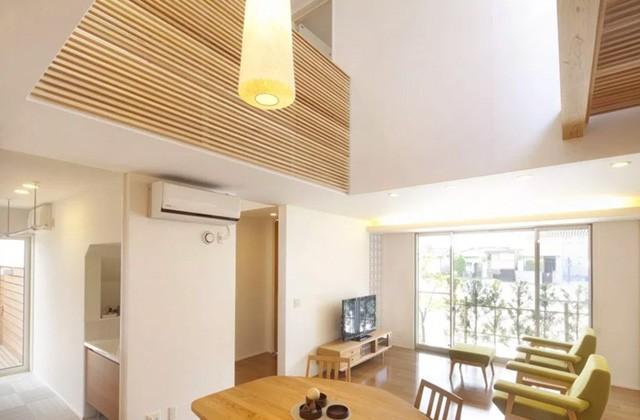 ヤマサハウス 鹿児島市松陽台にて「坪庭を眺めるダイニングのある家」の完成見学会