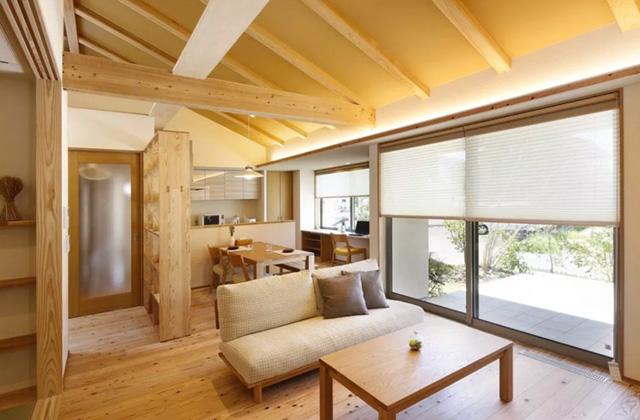 ヤマサハウス 薩摩川内市東郷町にて「ビルトインガレージのある家」の完成見学会