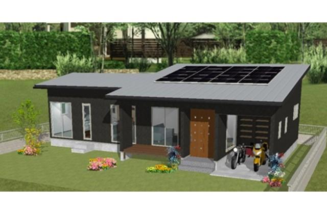 丸和建設 霧島市隼人町にて「インナーガレージのある平屋の家」の完成見学会