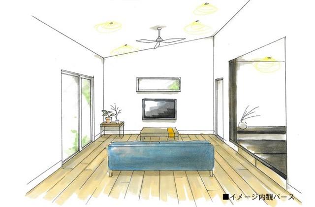 トータルハウジング 鹿児島市郡山町にて「30年先を考えたロングライフデザインハウス」の新築発表会