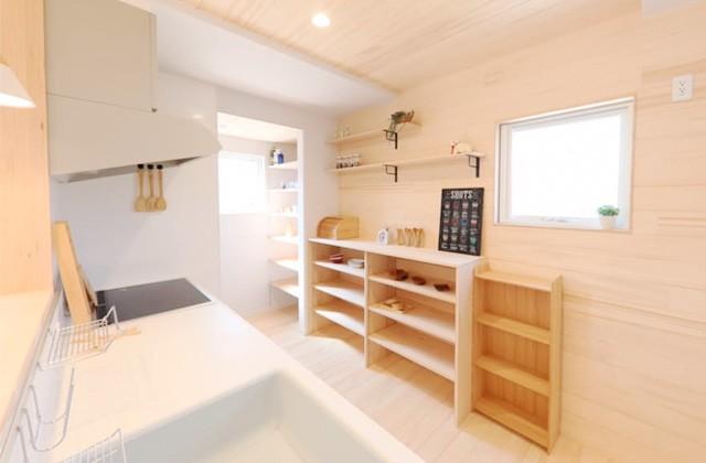 もみの木ハウス・かごしま 姶良市蒲生町にて「コンパクトな2階建てのもみの木の家」の完成体感会