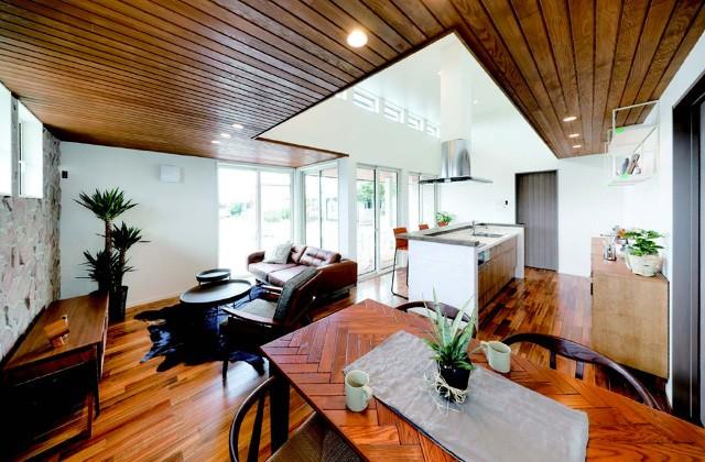 七呂建設 鹿児島市石谷町にてモデルハウス「全室フルフラットでバリアフリーな平屋」の見学会
