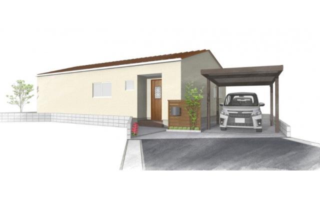ユニバーサルホーム 鹿児島市星ヶ峯にて「アイランドキッチンのある平屋」のオープンハウス