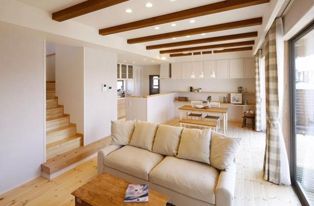 ヤマサハウス 薩摩川内市天辰町にて「ゆとりある土間スペースと収納豊富な玄関のある家」の完成見学会