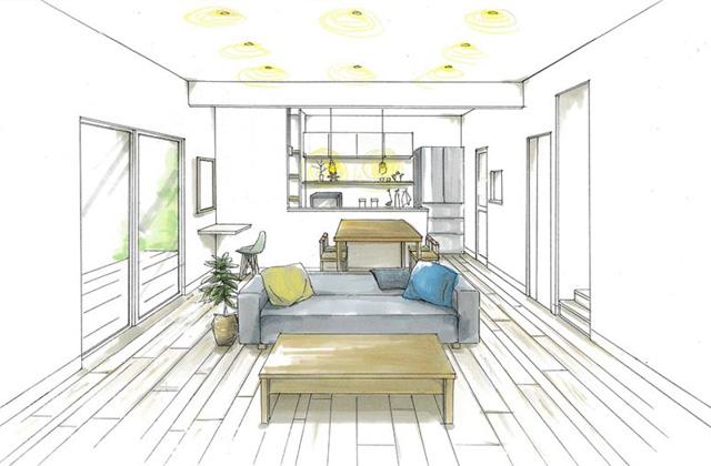トータルハウジング 姶良市平松にて「家事動線を考えた楽カジなお家」の新築発表会