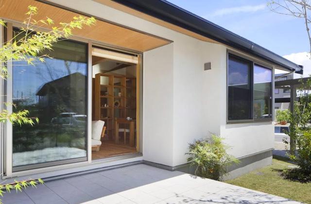 ヤマサハウス 霧島市国分にて「32坪のフルスペックな平屋モデルハウス」の見学会
