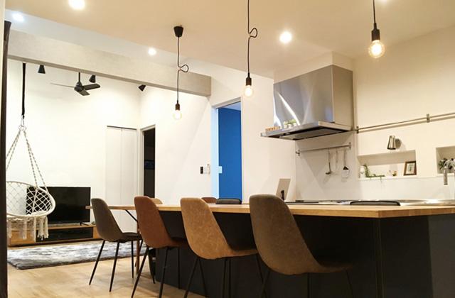 ユニバーサルホーム 鹿児島市吉野町にて平屋モデルハウス「マチカド」のオープンハウス