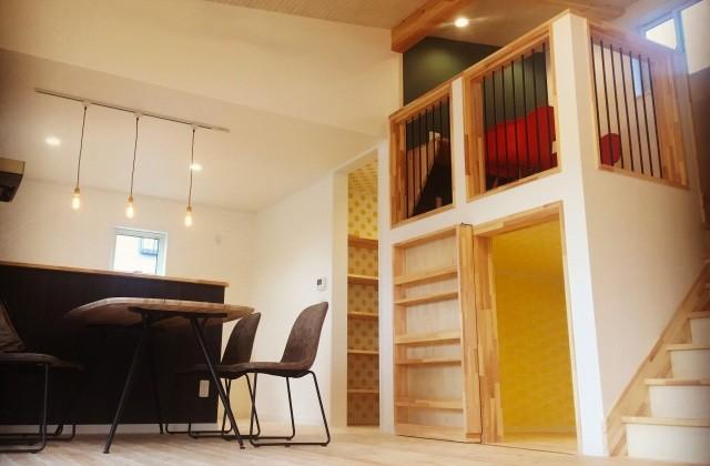 田頭建設 出水市高尾野町にて「リビングで家族が自由に過ごす平屋」の暮らし見学会