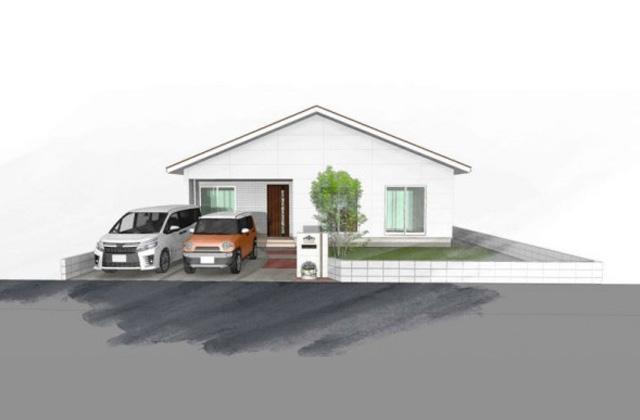 ユニバーサルホーム 霧島市隼人町にて平屋モデル「全面床暖房で快適な家」の分譲会