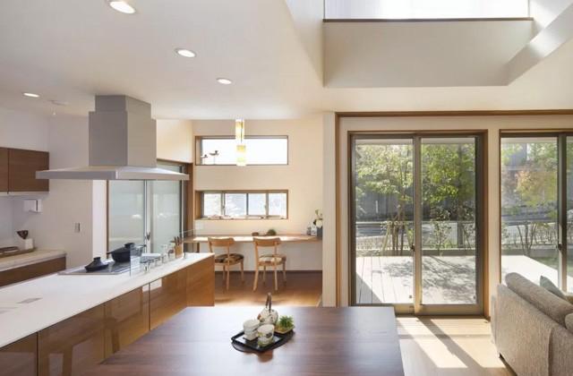 ヤマサハウス 霧島市国分松木町にて「広いリビングのある2階建ての家」の完成見学会