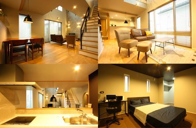 ツマガリハウス 鹿児島市吉野町にてモデルハウス「白を基調としたスタイリッシュな外観に開放感抜群のLDKのある家」の見学会