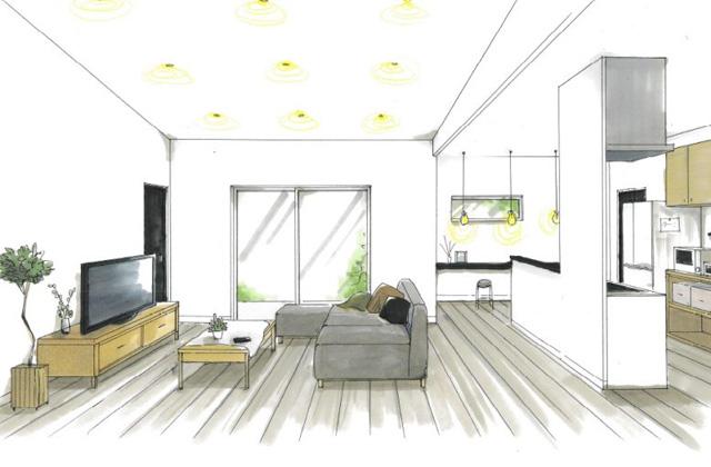 トータルハウジング 薩摩川内市宮内町にて「ニッチをたくさん取り入れたスタイリッシュなお家」の新築発表会