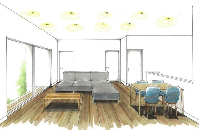 トータルハウジング 鹿児島市山田町にて「無駄のないコンパクトな平屋」の新築発表会