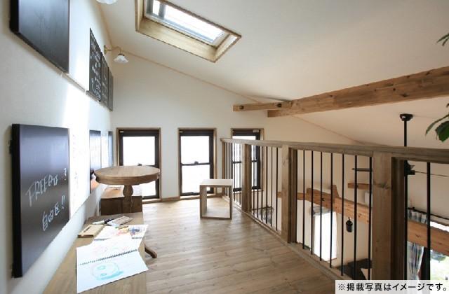 創造ホーム 鹿児島市吉野町にて「アウトドア好きの家族が暮らす平屋+ロフト」の完成見学会