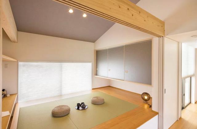 ヤマサハウス 霧島市国分松木町にて「吹き抜けのある2階建ての家」の完成見学会