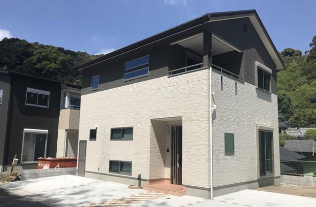 ユウダイホーム 鹿児島市冷水町にて「子育てに優しい住環境 2階建て4LDK」のオープンハウス