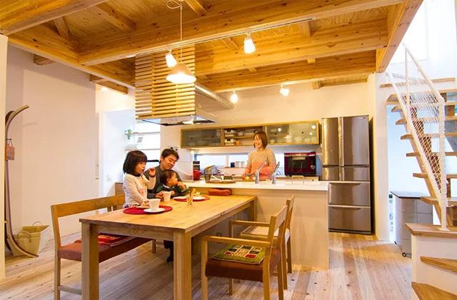 ベルハウジング 鹿児島市広木にて「やわらかい光が家全体に満ち暮らしやすい家」のお住い見学会