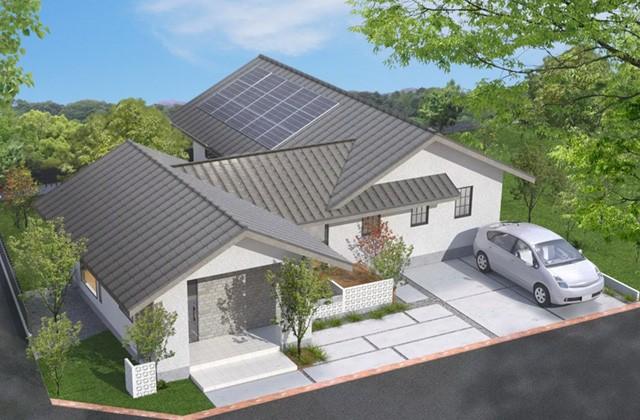 ヤマサハウス 鹿屋市札元にてZEHを超える未来基準の家「LCCMモデルハウス」がオープン